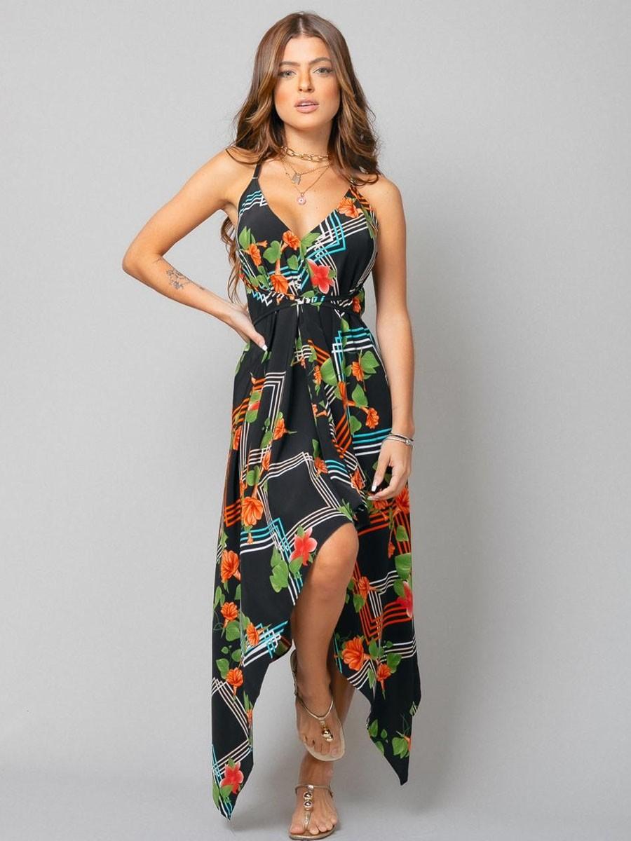 Vestido Ponta Luxo
