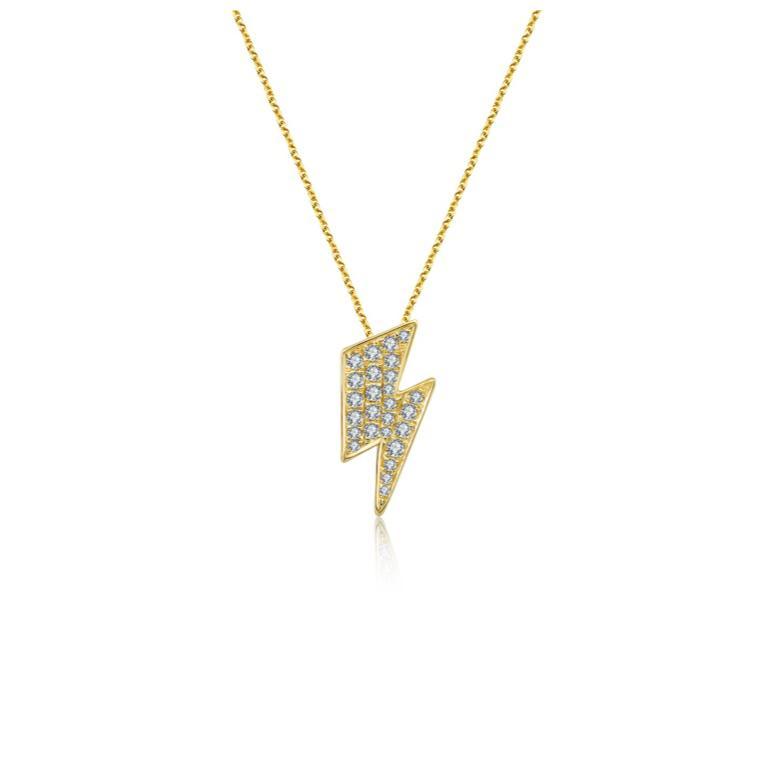 Gargantilha Storm Ouro 18k com Diamantes