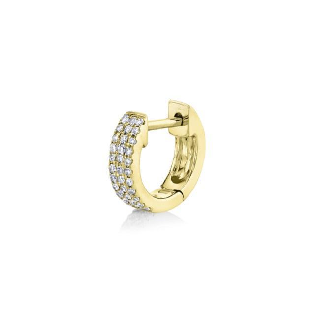 Piercing Ouro 18k e Diamantes