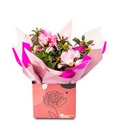 Azaleia Flor Rosa
