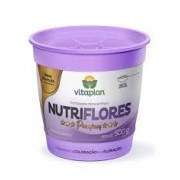 Fert. Nutriflores 500 Grs Pote Unica