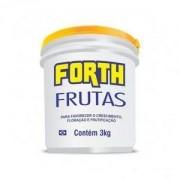Forth Frutas 3 kg