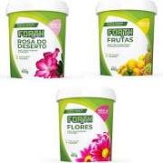 Kit Forth Frutas Flores Rosa Deserto 400g