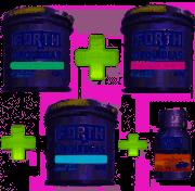 Kit Forth Orquideas Especial + Enraizador Concentrado