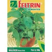 Manjericao Alfavaca Verde 1,3 Gr - Gtem