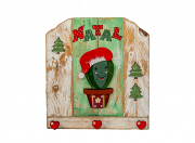 Porta Cheves Casinha Natal