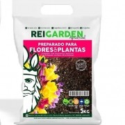 Preparado Para Floreira E Plantas 5 Kg - Rei Garden