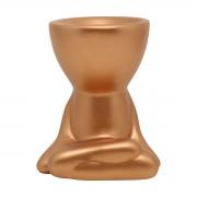 Robert Plant Bronze Sentado Pernas Cruzadas - 5796