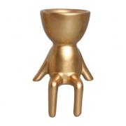 Robert Plant Dourado Sentado Relax - 5799