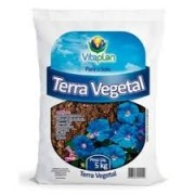 Terra Vegetal 5,0 Kgs Unica