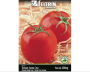 Semente Tomate Santa Cruz Kada Gigante 400 Mg - Econ