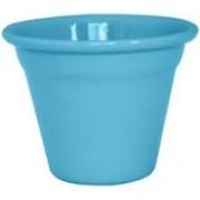 Vaso Aluminio Soleil Azul Bebe N.8