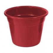 Vaso Aluminio Soleil Vermelho N.11