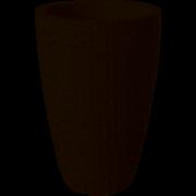 Vaso Conico Vime 30 Cimento