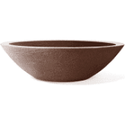 Vaso Grafiato Concha 08 Ferrugem