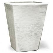 Vaso Grafiato Trapezio 50 Cimento