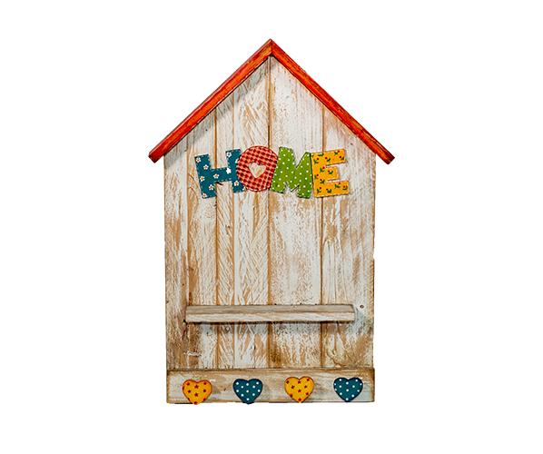 Casa Com Prateleira Home J-024