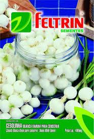 Cebola Branca Rainha Para Conserva 400 Mg - Econ