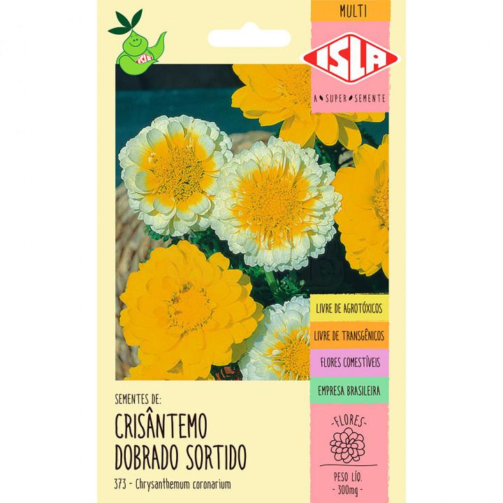 Crisantemo Dobrado Sortido
