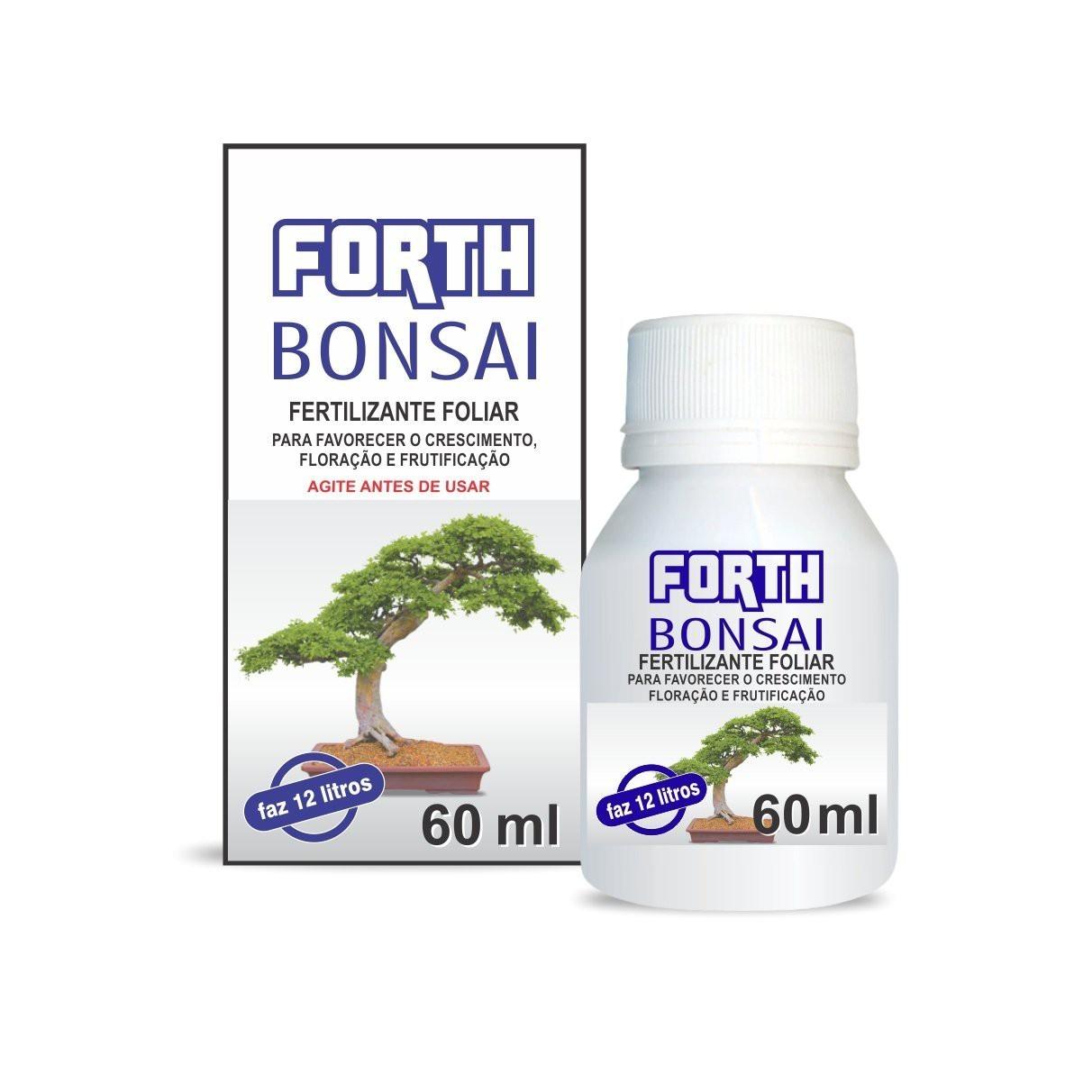 Forth Bonsai Líquido Concentrado 60Ml