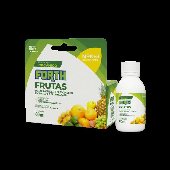 Forth Frutas Líquido Concentrado 60Ml