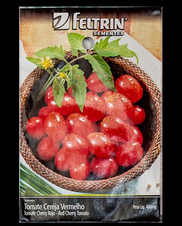 Kit Completo Vaso Autoirrigavel 02 Verde Pimenta Tomate Cereja Vermelho