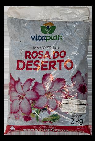 Kit Especial Rosa Do Deserto Bacia de Barro 32x 10