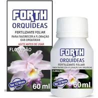 Kit Forth Orquídeas Enraizador + Floração + Manutenção 60 ML
