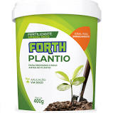 Kit Rosa do Deserto + Forth Flores + Plantio 400g