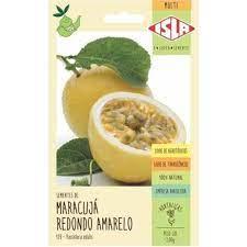 Original Maracuja Redondo Amarelo