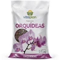 Preparo Para Orquideas 2,5 Kg Unica