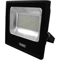 Refletor Tr Led 150W 6500K Preto-Der/02 Preto-