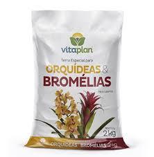 Terra Especial P/ Orquideas E Bromelias 2,0 Kgs Unica