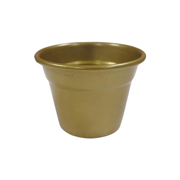 Vaso Alum Soleil Dourado N.15