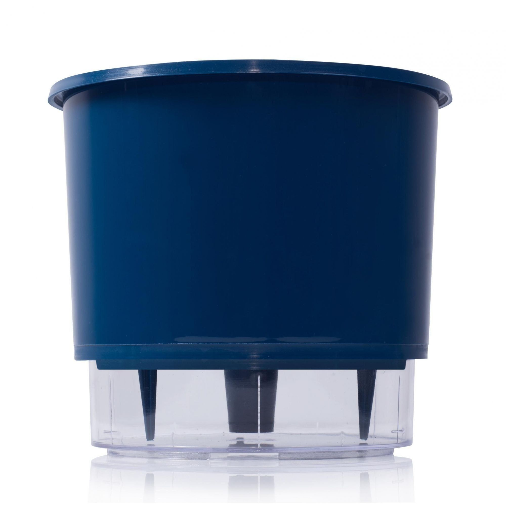 Vaso Autoirrigável 02 Azul Escuro