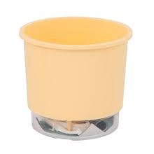 Vaso Autoirrigavel Pastel Pessego 03