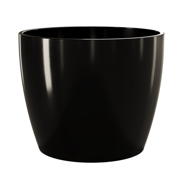 Vaso Ceramico Munique Preto 11
