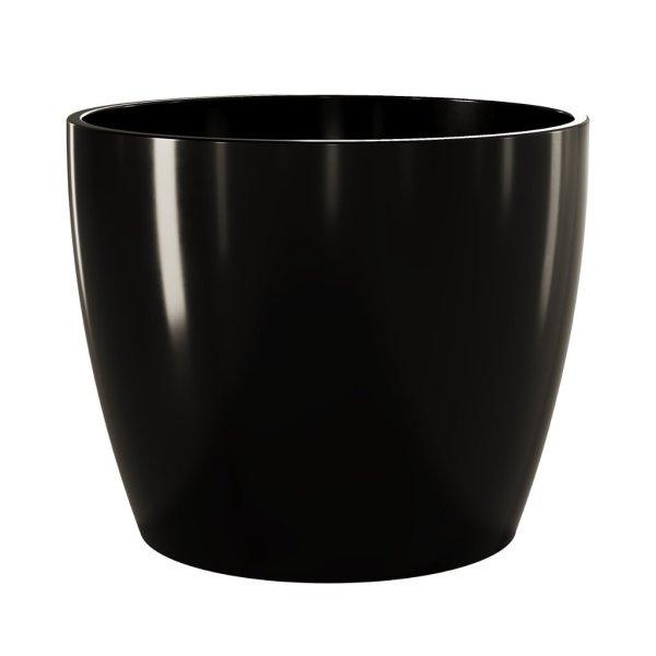Vaso Ceramico Munique Preto 16