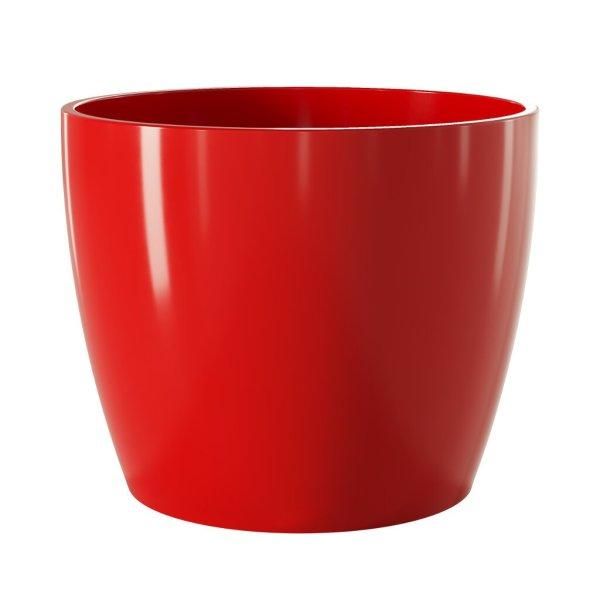 Vaso Ceramico Munique Vermelho 11