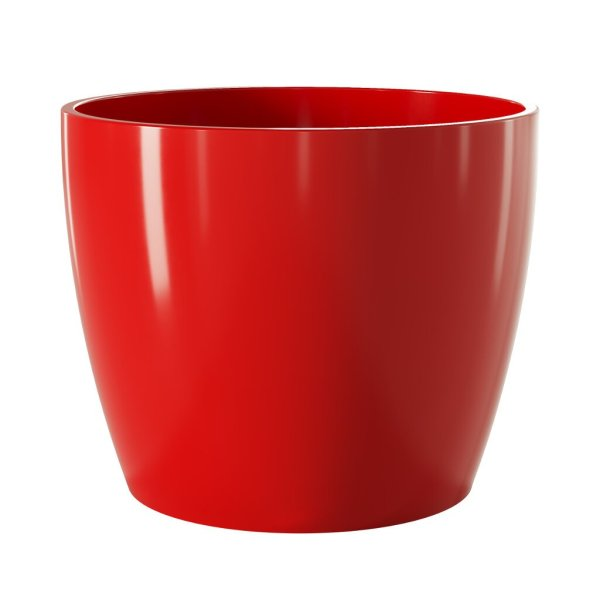 Vaso Cerâmico Munique Vermelho 7