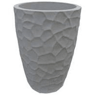 Vaso Conico Prisma 53 Marmore
