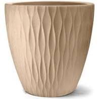 Vaso Infinity Redondo 65 Areia