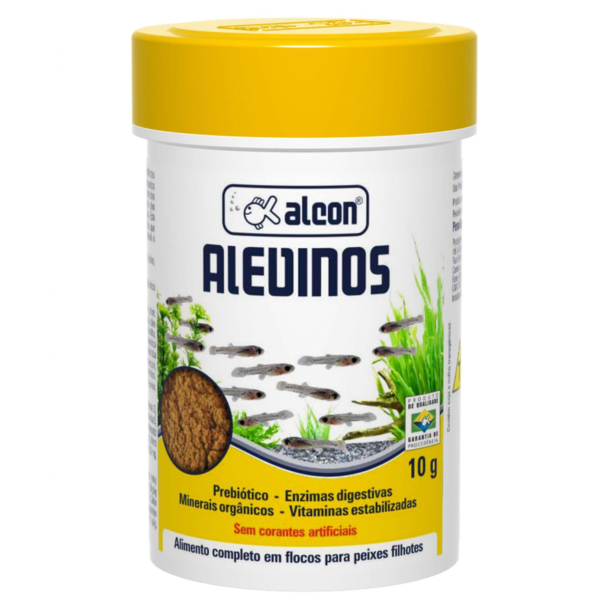 ALCON ALEVINOS 10g