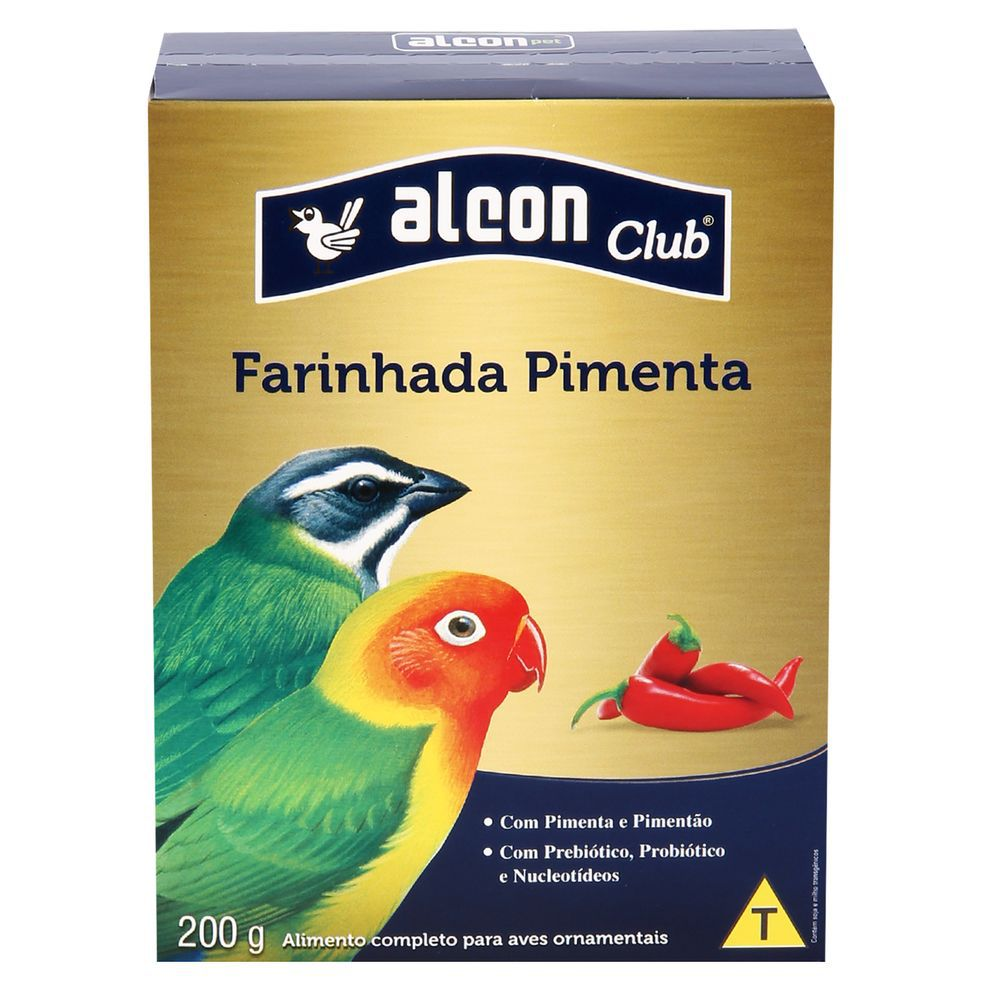 ALCON CLUB FARINHADA COM PIMENTA 200g