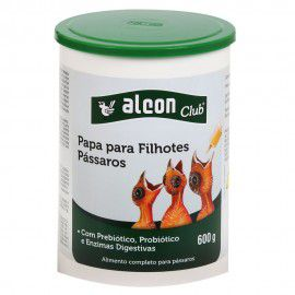 ALCON CLUB PAPA PARA FILHOTES PÁSSAROS 600 g