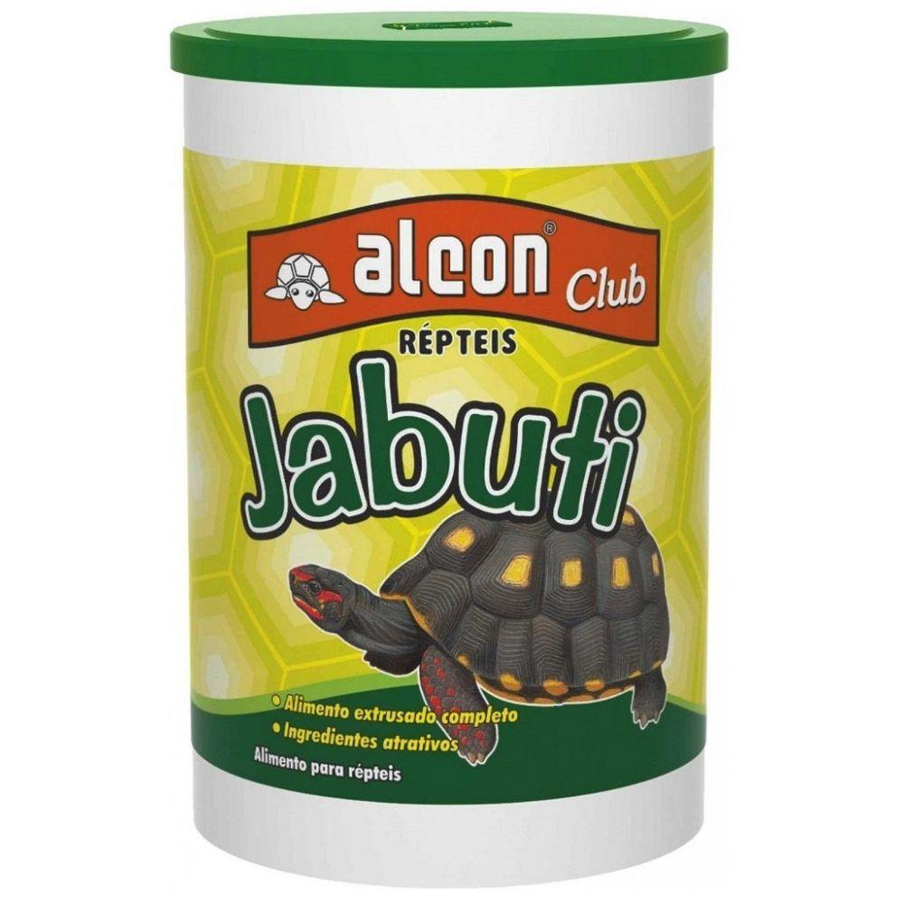 ALCON CLUB RÉPTEIS JABUTI 80g