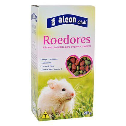 ALCON CLUB ROEDORES ALIMENTOS 500g