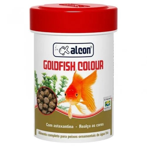 ALCON GOLDFISH COLOURS