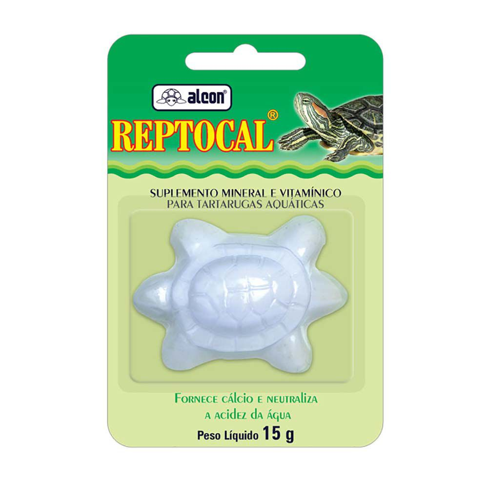 ALCON REPTOCAL 15 g