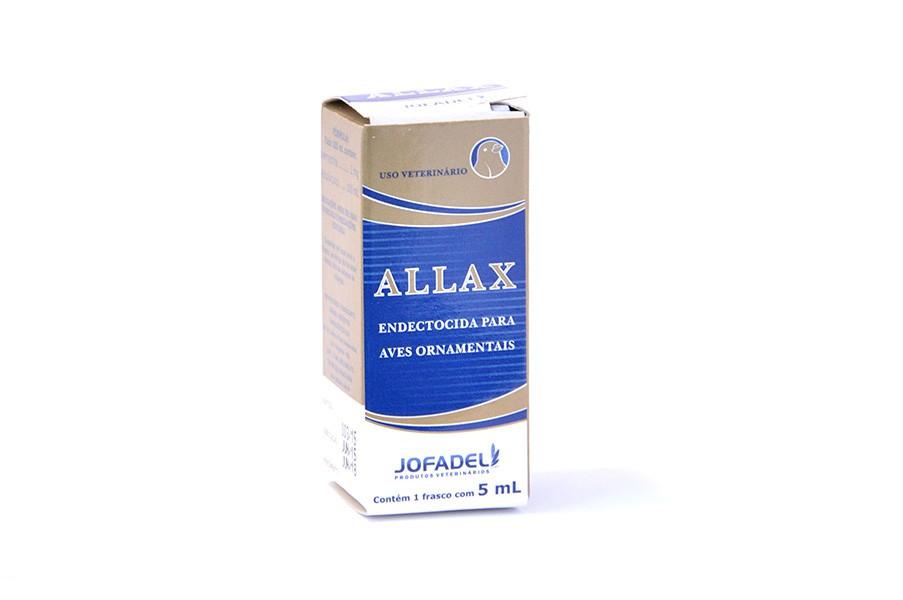 ALLAX ENDECTOCIDA 5 mL